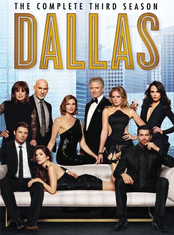 Dallas: The Complete Third Season [3 Discs] [DVD] 1888267
