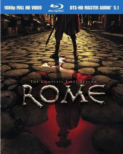 Rome: The Complete First Season [5 Discs] [Blu-ray] 1888285