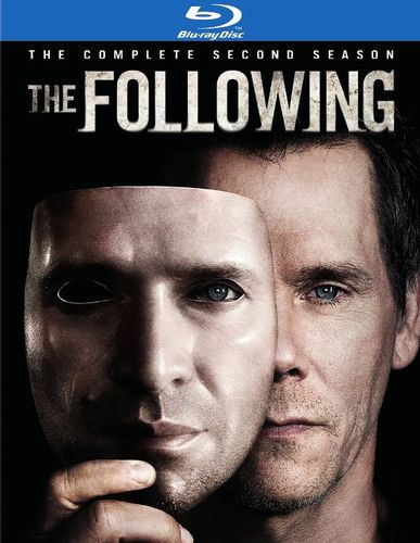 The Following: The Complete Second Season [3 Discs] [Blu-ray] 1888335