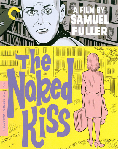 Naked Kiss [Criterion Collection] [Blu-ray] [1964] 18896344
