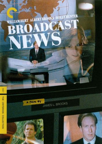 Broadcast News [Criterion Collection] [2 Discs] [DVD] [1987] 18896422