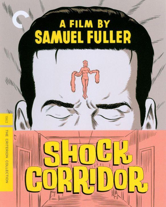 Shock Corridor [Criterion Collection] [Blu-ray] [1963] 18896477