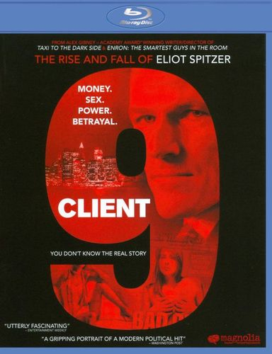 Client 9: The Rise and Fall of Eliot Spitzer [Blu-ray] [2010] 18899632