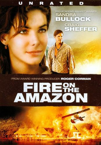 Fire on the Amazon [DVD] [1993] 18900375
