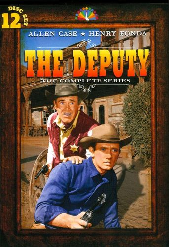 The Deputy: The Complete Series [12 Discs] [DVD] 18901365