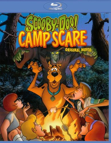 Scooby-Doo!: Camp Scare [2 Discs] [Blu-ray/DVD] [2010] 18920545
