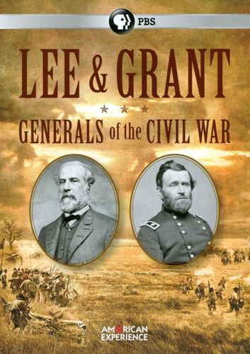 American Experience: Lee and Grant - Generals of the Civil War [2 Discs] [DVD] 18935016