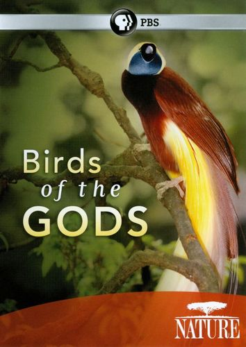 Nature: Birds of the Gods [DVD] [2011] 18935247