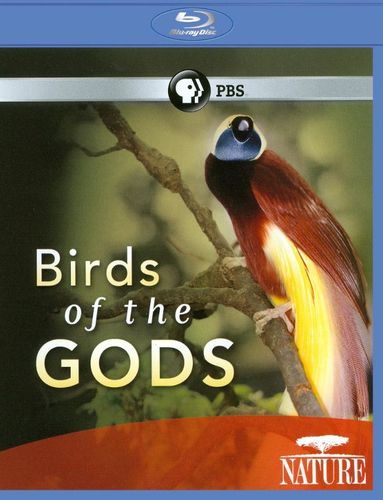 Nature: Birds of the Gods [Blu-ray] [2011] 18935265