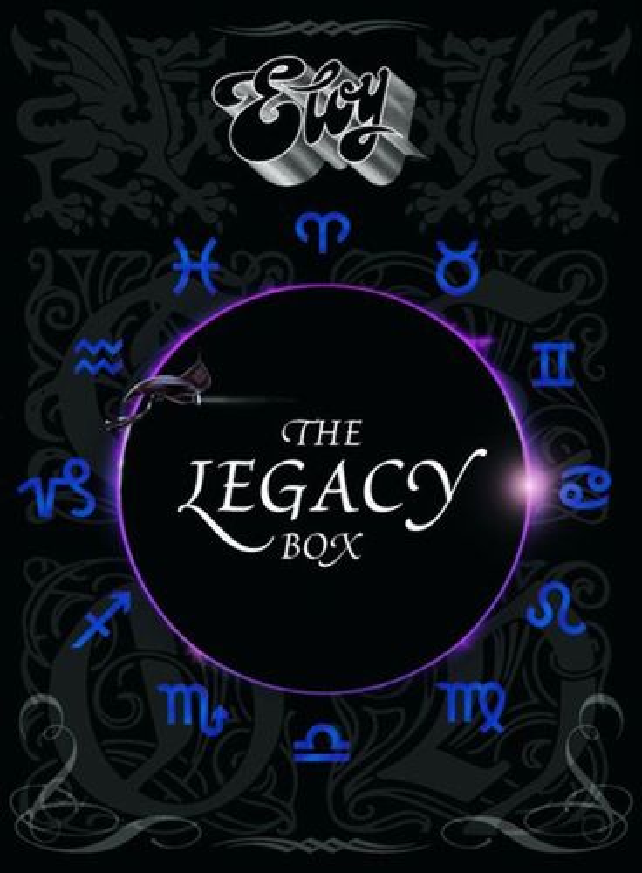 Eloy: The Legacy Box [2 Discs] [DVD]