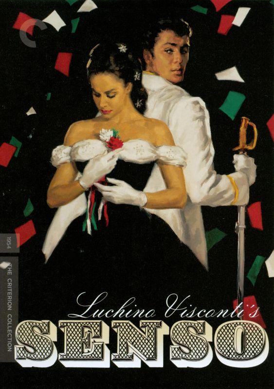 Senso [Criterion Collection] [2 Discs] [DVD] [1954] 18940836