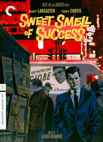 Sweet Smell of Success [Criterion Collection] [2 Discs] [DVD] [1957] 18940854