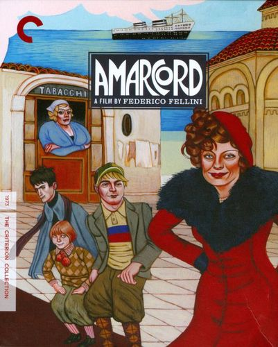Amarcord [Criterion Collection] [Blu-ray] [1973] 18941016