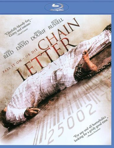 Chain Letter [Blu-ray] [2010] 18941529