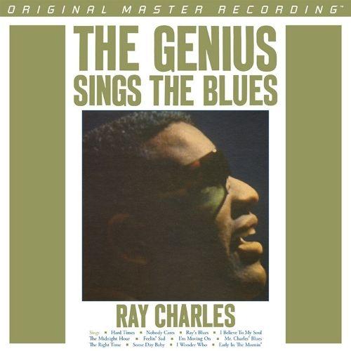 The Genius Sings the Blues [LP] - VINYL 18943888