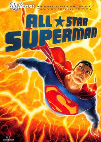 All-Star Superman [Special Edition] [2 Discs] [DVD] [2011] 1895254