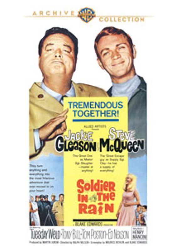 Soldier in the Rain [DVD] [1963] 18953011