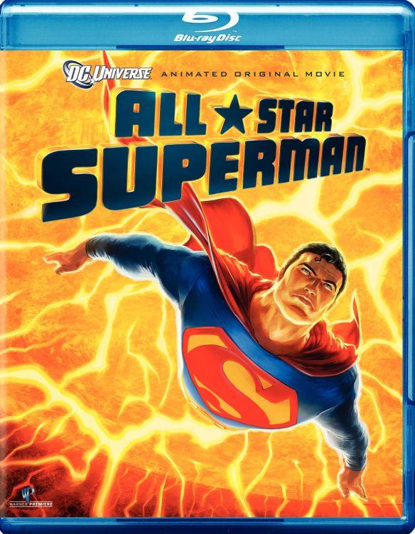 All-Star Superman [2 Discs] [Blu-ray/DVD] [2011] 1895315