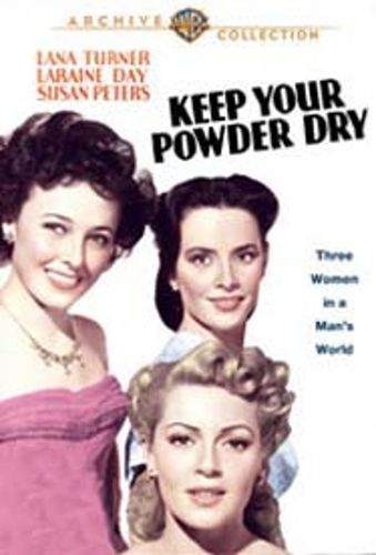 Keep Your Powder Dry [DVD] [1945] 18959943
