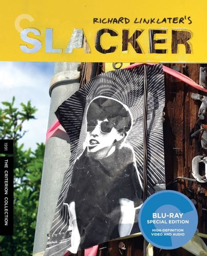 Slacker [Criterion Collection] [Blu-ray] [1991] 1896058