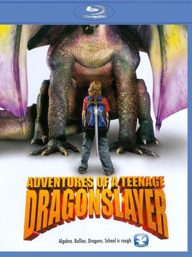Adventures of a Teenage Dragonslayer [Blu-ray] [2010] 18966343