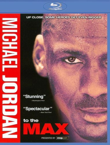 Michael Jordan to the Max [Blu-ray] [2000] 18970066