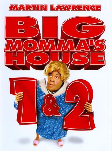 Big Momma's House/Big Momma's House 2 [2 Discs] [DVD] 18974872