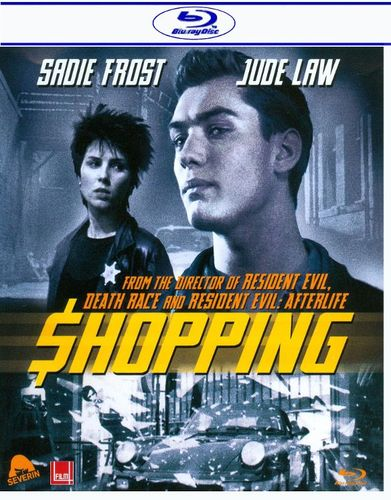 Shopping [Blu-ray] [1994] 18981748