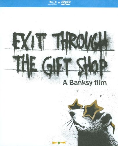 Exit Through the Gift Shop [2 Discs] [Blu-ray/DVD] [2010] 18989359