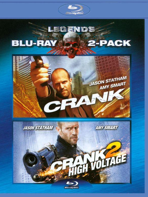 Crank/Crank 2 [2 Discs] [Blu-ray] 1899038