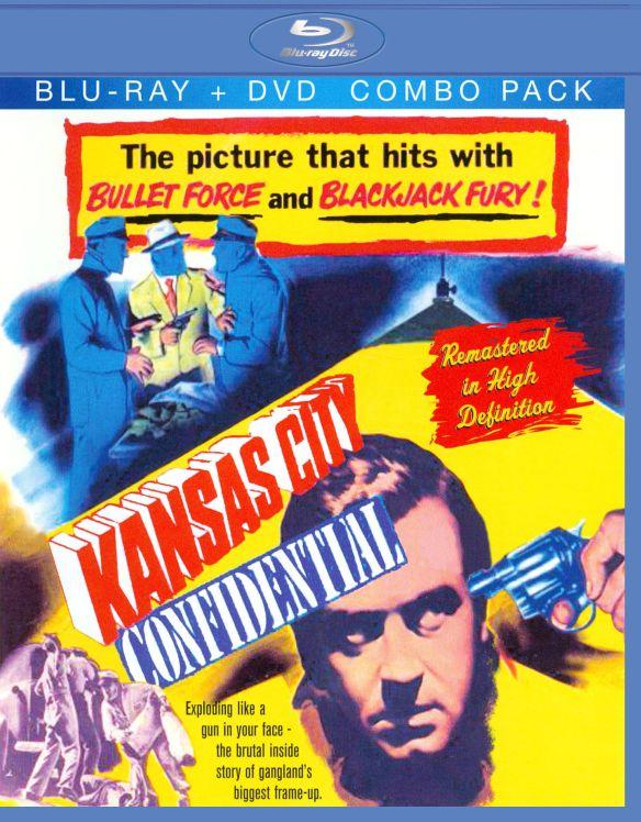 Kansas City Confidential [2 Discs] [Blu-ray/DVD] [1952] 18993054