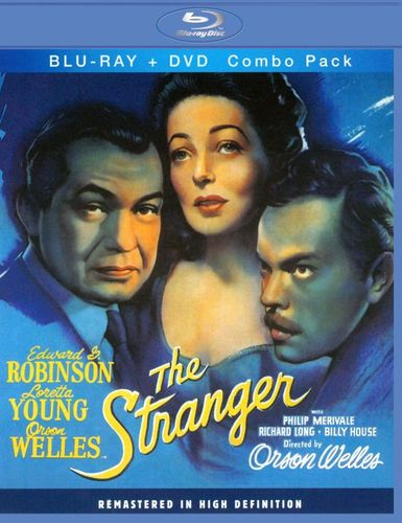 The Stranger [2 Discs] [Blu-ray/DVD] [1946] 18993063