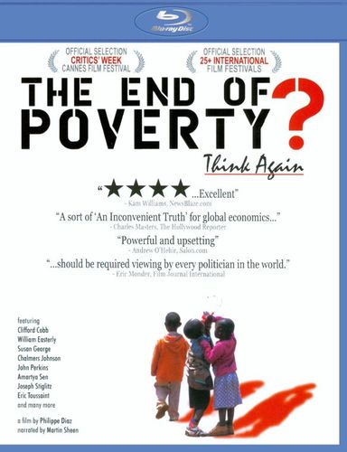 The End of Poverty? [Blu-ray] [2008] 18999695