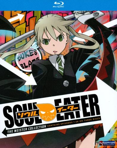 Soul Eater: Parts 1 & 2 [3 Discs] [Blu-ray] 19001521