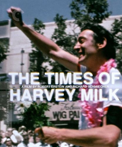The Times of Harvey Milk [Criterion Collection] [Blu-ray] [1983] 19002718