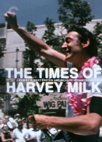 The Times of Harvey Milk [Criterion Collection] [DVD] [1983] 19002727