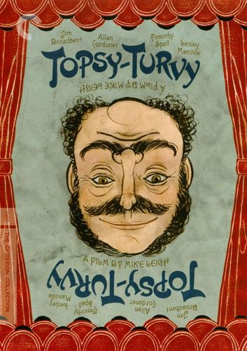 Topsy-Turvy [Criterion Collection] [DVD] [1999] 19005742