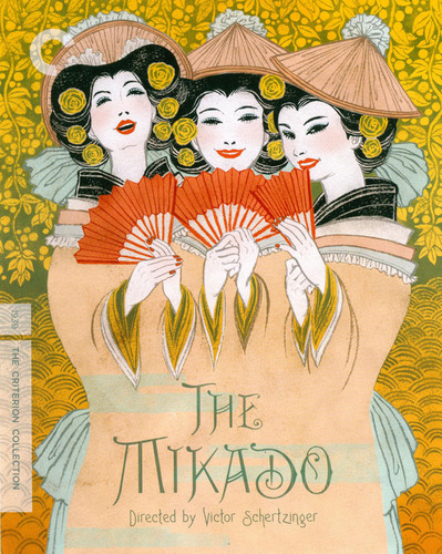 The Mikado [Criterion Collection] [Blu-ray] [1939] 19005751
