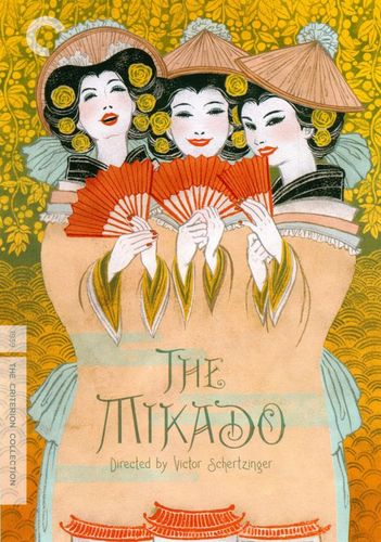 The Mikado [Criterion Collection] [DVD] [1939] 19005779