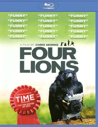 Four Lions [Blu-ray] [2010] 19005897