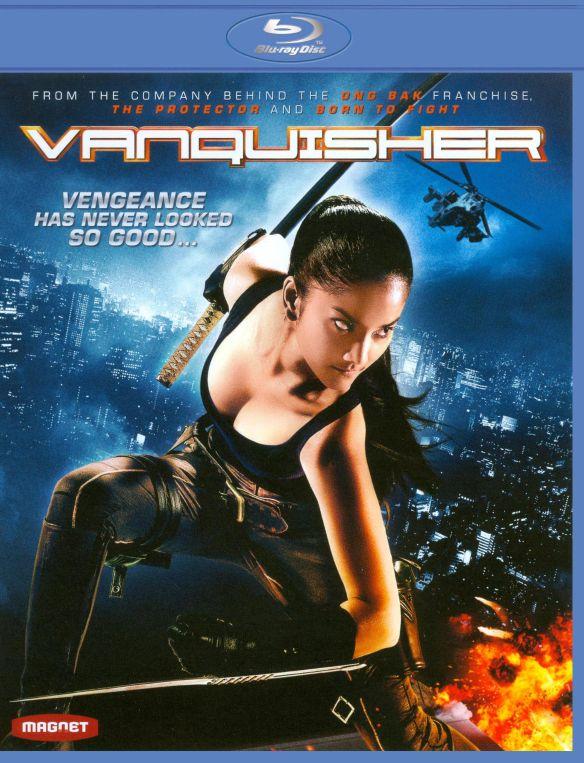 Vanquisher [Blu-ray] [2010] 19005906