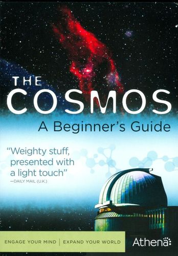 The Cosmos: A Beginner's Guide [2 Discs] [DVD] 19009408