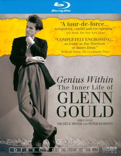 Genius Within: The Inner Life of Glenn Gould [Blu-ray] [2009] 19019363