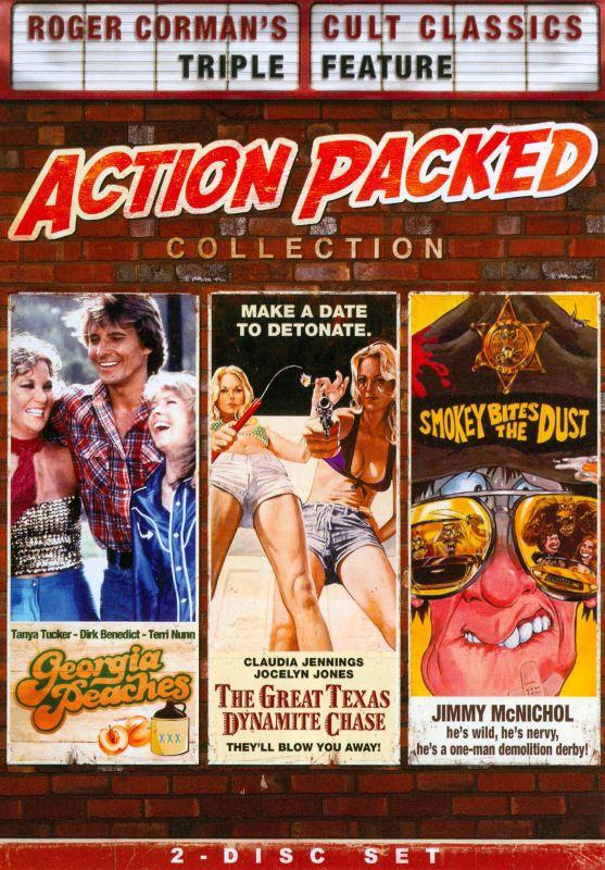 The Georgia Peaches/Smokey Bites the Dust/The Great Texas Dynamite Chase [2 Discs] [DVD] 19019954
