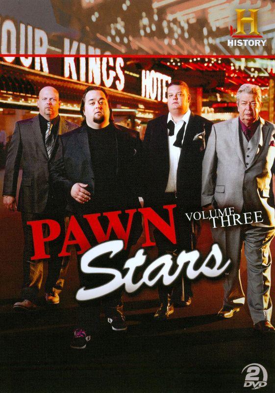 Pawn Stars, Vol. 3 [2 Discs] [DVD] 19035555