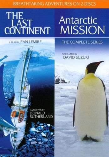 The Last Continent/Antarctic Mission [2 Discs] [DVD] [2008] 19041112