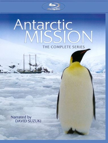 Antarctic Mission [Blu-ray] 19041176