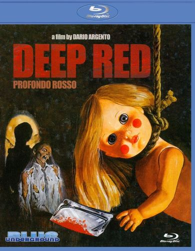 Deep Red [Blu-ray] [1975] 19041361