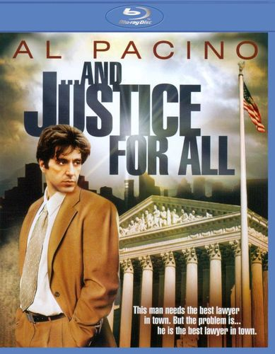 And Justice for All [Blu-ray] [1979] 19044959
