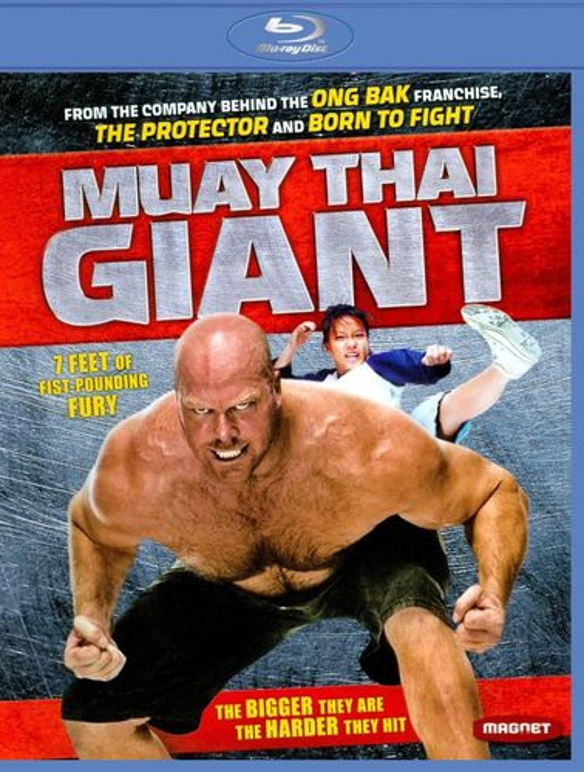 Muay Thai Giant [Blu-ray] [2011] 19045721